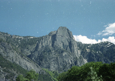 Yosemite, summer 1995