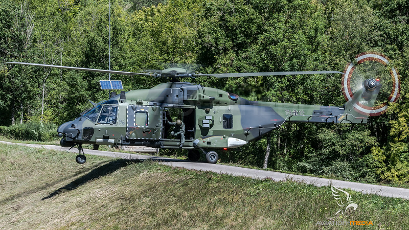 German Army / NH Industries NH-90 TTH / 79+12