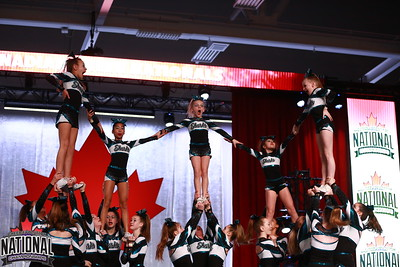 Cheer Sport  Frilled Sharks - Junior Medium 1