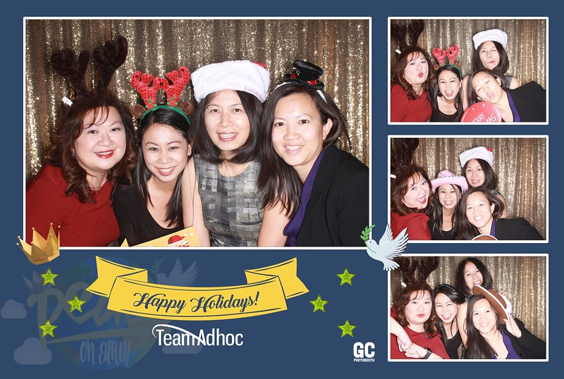 12-12-2017 Team Adhoc Holiday Party