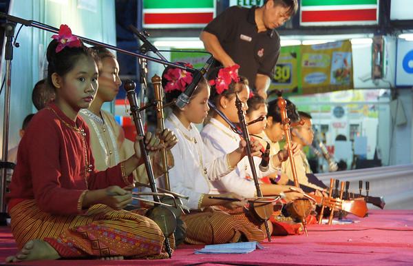 Thai Culture Martial Arts Performance