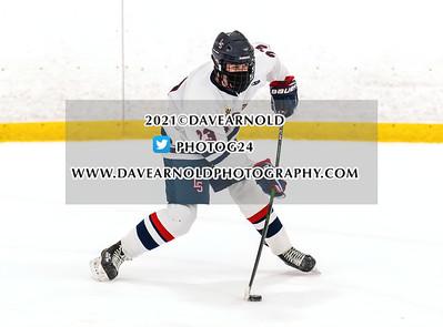 1/9/2021 - Boys Varsity Hockey - Wayland vs Lincoln-Sudbury