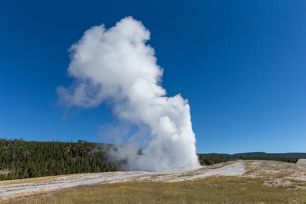 Yellowstone, Grand Tetons & Columbia Gorge