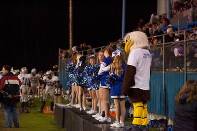 Elma HS vs. Montesano HS, varsity, November 1, 2013