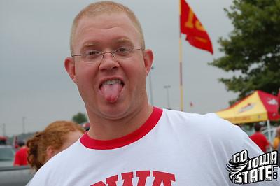 Iowa State vs UNLV 2006