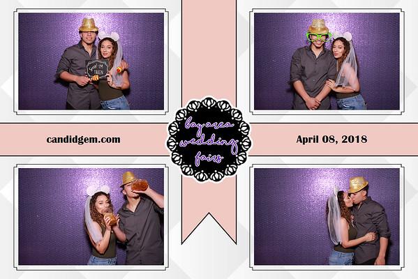 Bay Area Wedding Fairs 04/08/18