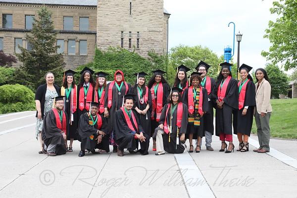 Cornell McNair Graduation 2019