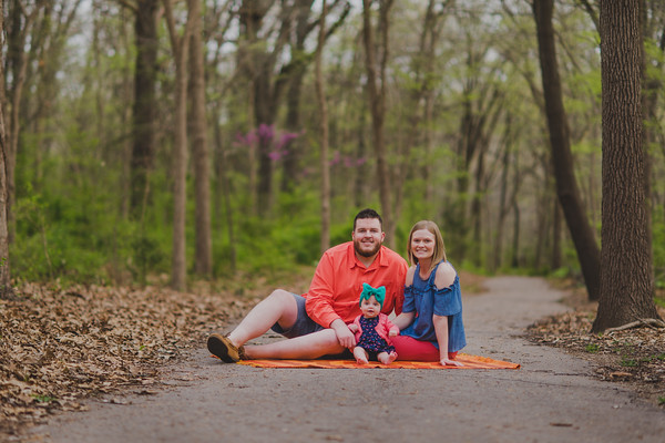 Family Pictures Spring 2019