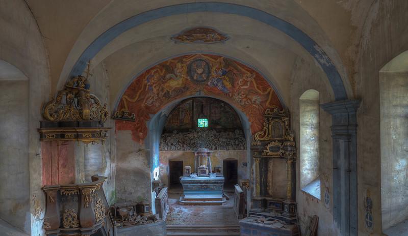 Urbex - Red Church