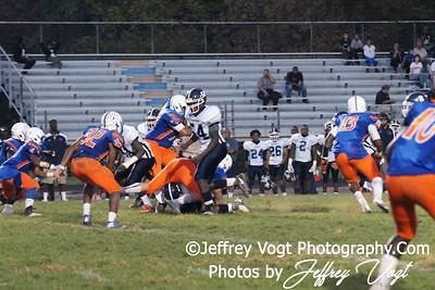10-04-2013 Watkins Mill HS vs Sherwood HS Varsity Football, Photos by Jeffrey Vogt Photography