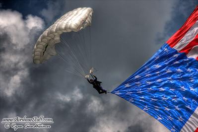 Dayton Airshow 2010
