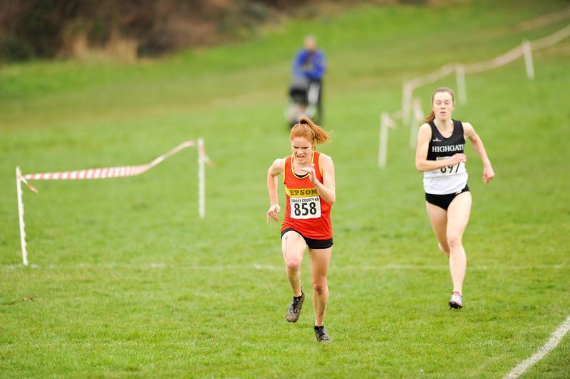 Surrey Cross Country Championship