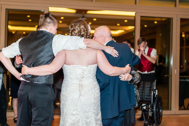 Sandia Hotel Casino New Mexico October Wedding Reception C&C-168.jpg