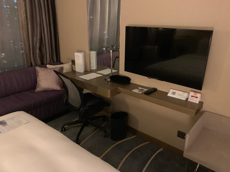 Hilton Mongkok Garden View Room