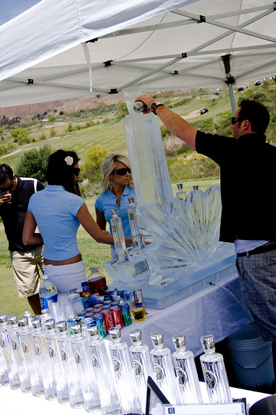 """Photo gallery of golfers and guests at the iS Vodka sponsored 3rd hole in the annual Sandbar Golf Classic held at Salt Creek Golf Course in Chula Vista, CA, raising thousands of dollars for the San Diego Junior Lifeguards Association. Photographs by Derek Rotzinger of San Diego www.RotzingerPhotography.com   """"Thank you iS Vodka for being a sponsor and making it so much fun for fundraising golfers of Sandbar Golf Classic."""""""