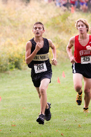 Novice Race: FCIAC Cross Country Championship