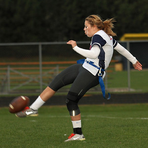 Valley Lutheran Powder Puff Football 20131015
