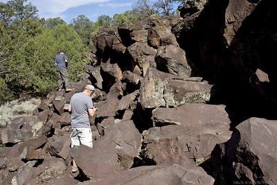 11 Namaweap Petroglyphs