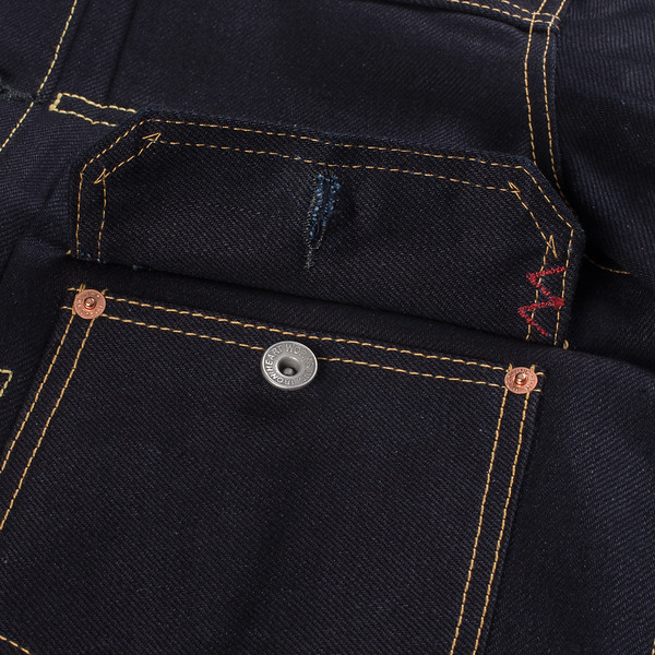 Indigo-Indigo 18oz Raw Selvedge Denim Type ll Jacket-26948.jpg