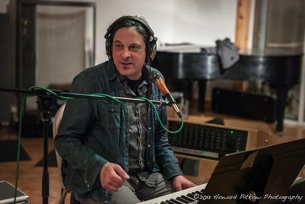 Ben Arnold Studio 4 Recording Studio
