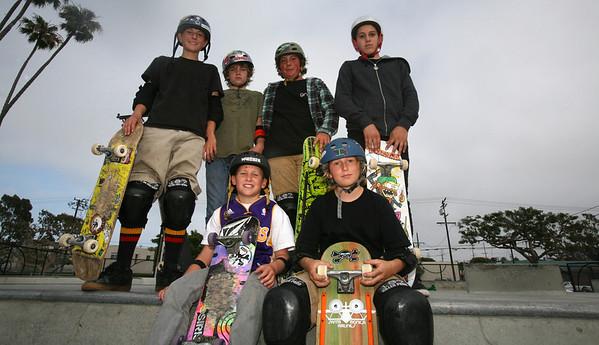 Santa Monica Skate