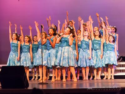LMS Show Choir- San Diego Sings Competition