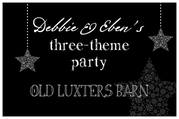 Debbie & Eben's Party