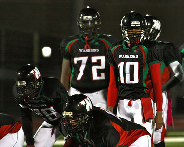 Football: Friendship vs HD Woodson
