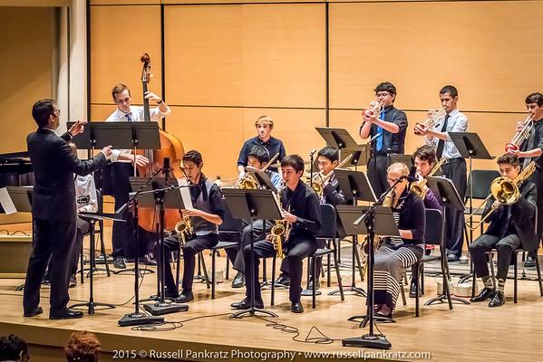 2/7/2015 Jazz Band I - TSU/PAC - Texas Hill Country Jazz Festival