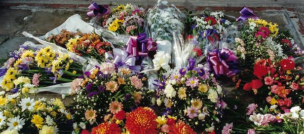1995 Reg Godsave Funeral Flowers