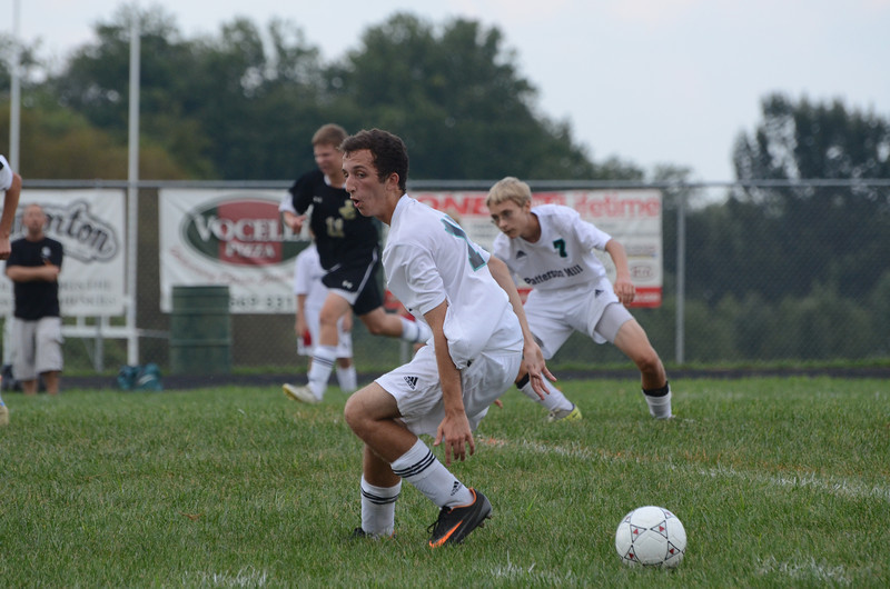 JV Boys Soccer September 4 vs John Carroll