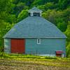 Vernon County Wisconsin Round Barns