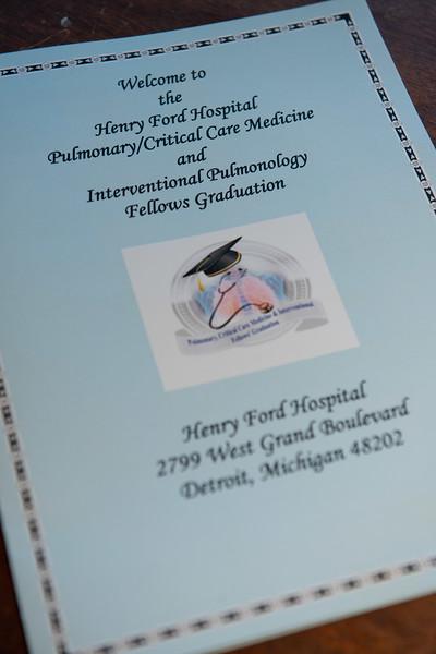 Pulmonary Graduation 2021