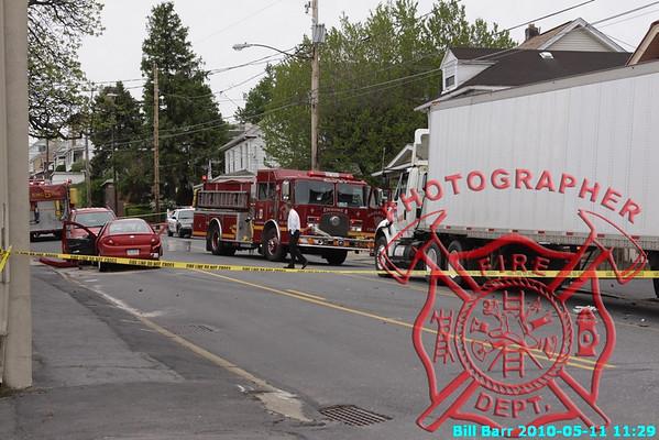 Fatal Crash, Hazleton 5/11/10