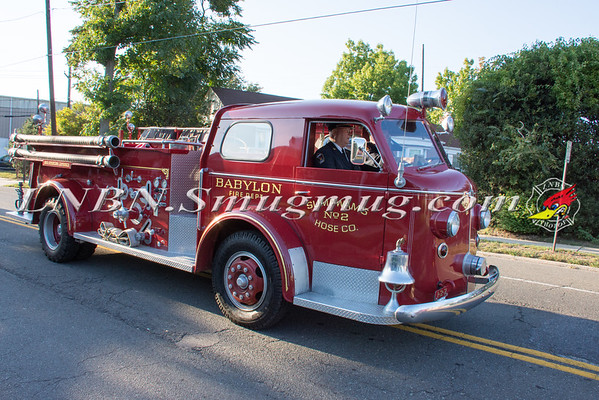 Town of Babylon Parade Hosted by Amityville 9-19-15