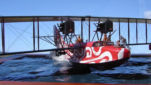 Roden Felixstowe F2A flying boat