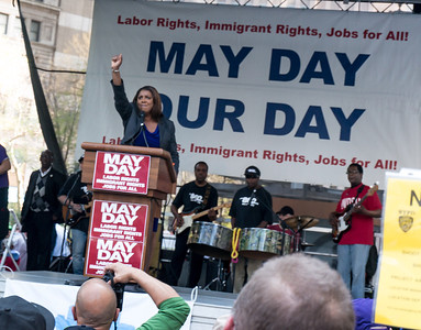 The City Belongs To Its Workers - May Day 2014