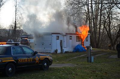 02-23-13 Jackson Twp FD House Fire