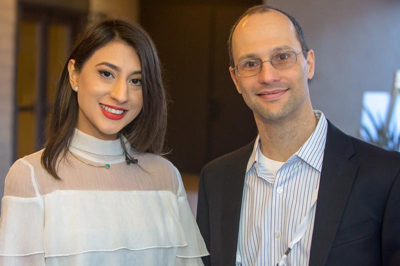 Serafina Lalany and Benjamin Shapiro, PhD, Otomagnetics