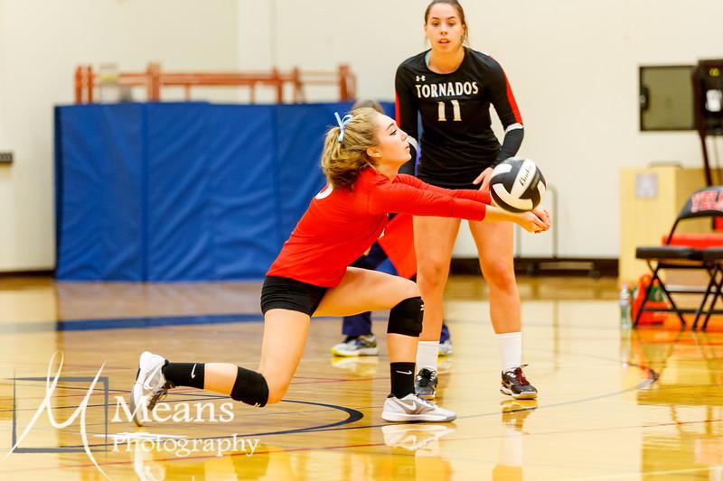 Timberline @ Yelm Volleyball 10.18.16
