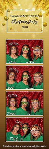 Colorado Southern Inc Christmas Party - 12.14.18