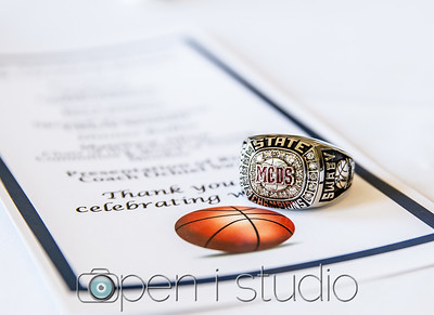 2019 Varsity Girls Basketball Ring Ceremony