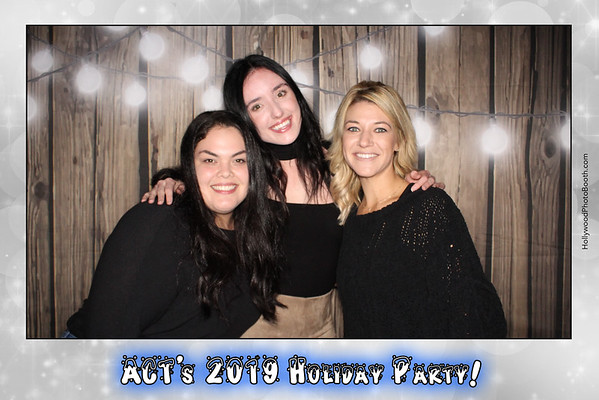 ACT 's Holiday Party