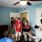 Army SSG Stephen Valyou Home Dedication
