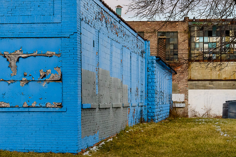 Blue Additions, Detroit