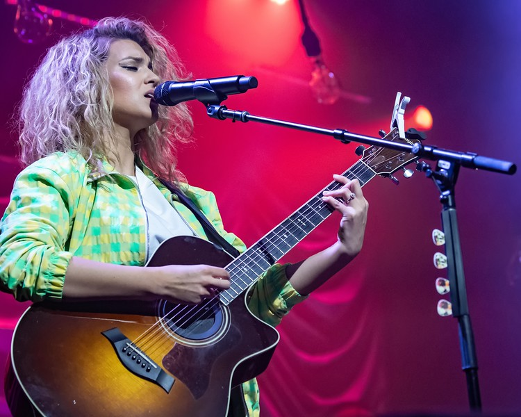 Tori Kelly at the Fillmore
