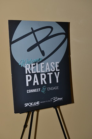 July - Spokane Coeur d'Alene Living Magazine Release Party 2015
