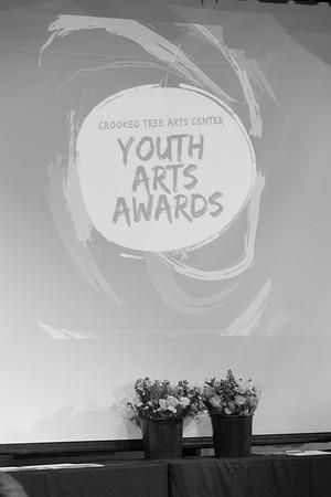 Crooked Tree Youth Art Awards 2019 Petoskey, Michigan