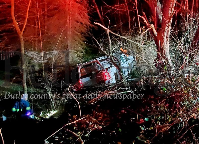 William Flynn Highway wreck