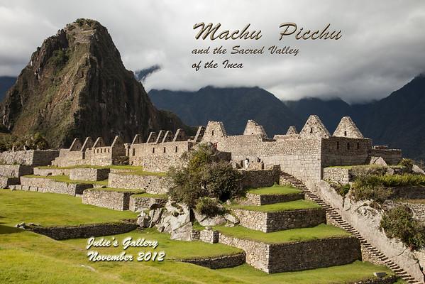 Machu Picchu 2012 (Julie)